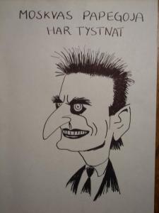 Palme karikatyr
